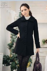 COAT KOREA BAJU MUSIM DINGIN - CS_QT98105 Black(1)