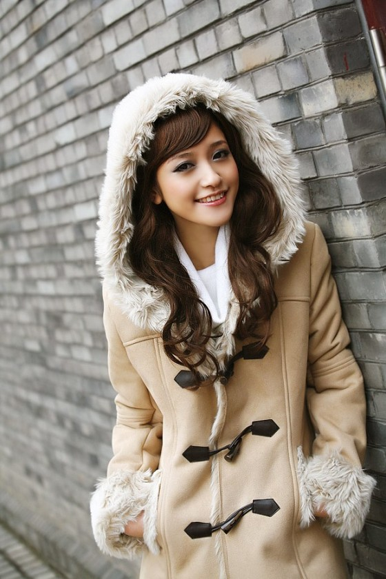 BAJU MUSIM DONGIN - LONG COAT KOREA - F309529(1)