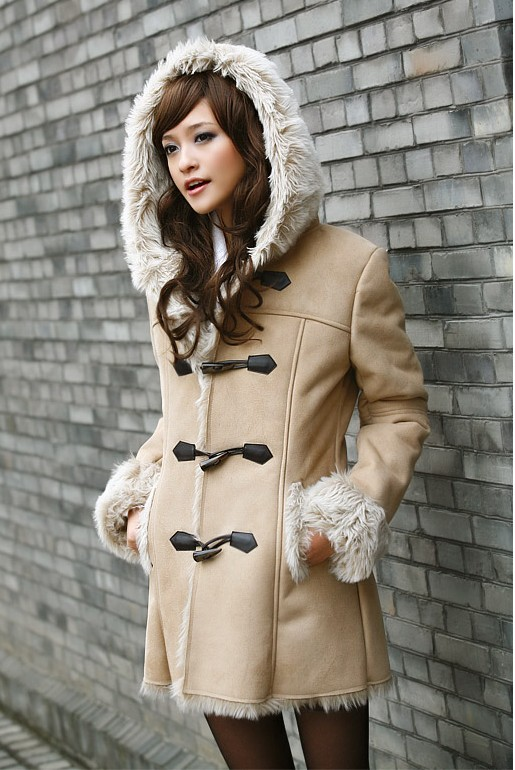 BAJU MUSIM DONGIN - LONG COAT KOREA - F309529(2)