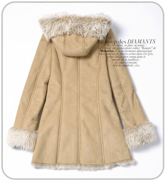 BAJU MUSIM DONGIN - LONG COAT KOREA - F309529(4)