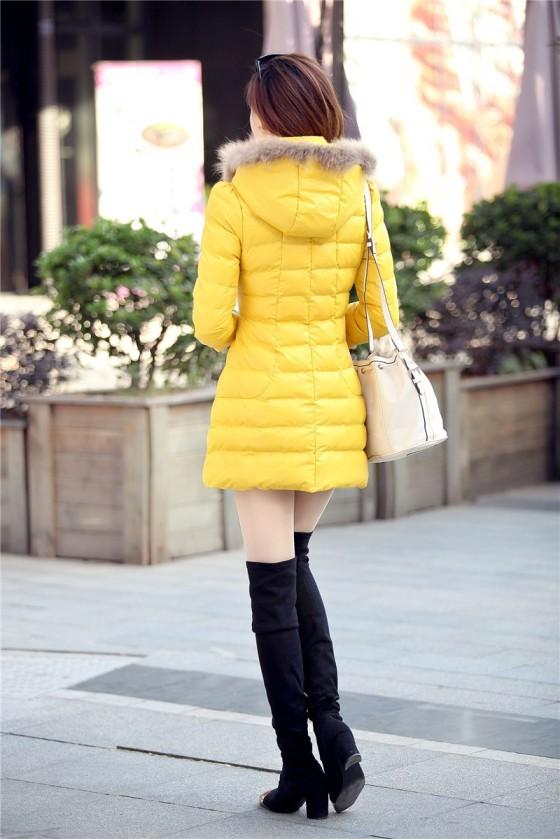 JAKET KOREA ONLINE  - JYW739 Yellow(3)