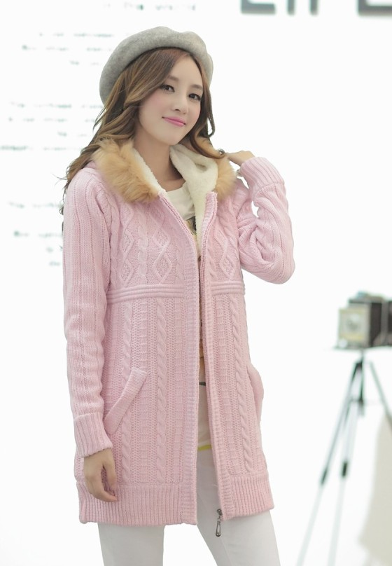 SWEATER KOREA - F301312 Pink