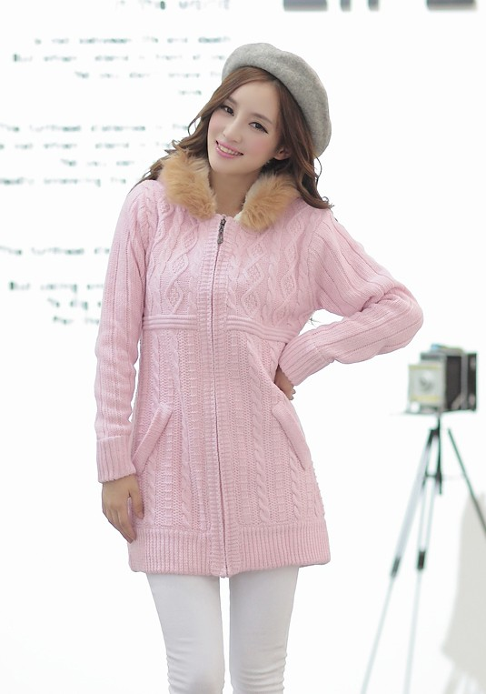 SWEATER KOREA - F301312 Pink(1)