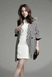 COAT KOREA - COAT IMPORT KOREA STYLE - D8030