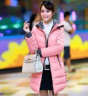 JAKET KOREA - JAKET MUSIM DINGIN - JYB331352 Pink(1)