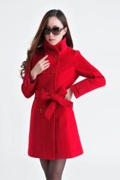 JAKET MUSIM DINGIN - BAJU BIG SIZE - JYB331105 Red(1)