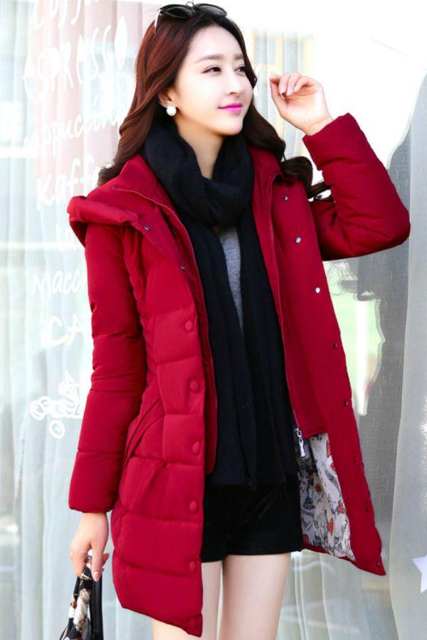 Padded Jacket kode JYB331703 | ZAHIRA BOUTIQUE OLSHOP Pretty, Stylish & Confident