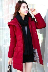 JAKET-KOREA-BIG-SIZE-BAJU-MUSIM-DINGIN-WANITA-JYB331703-Red1