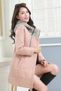 COAT-KOREA-ONLINE-JAKET-MUSIM-DINGIN-BIG-SIZE-JYFA35-6698-Pink1
